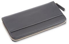 ROYCE New York Leather Rfid Blocking Continental Wallet
