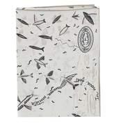 Valentino White Silk Scarf