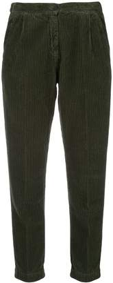 Massimo Alba corduroy cropped trousers