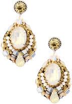 Saachi Crystal Statement Earrings