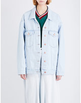 Martine Rose Oversized Denim Jacket