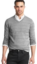 Gap Merino wool stripe slim fit sweater