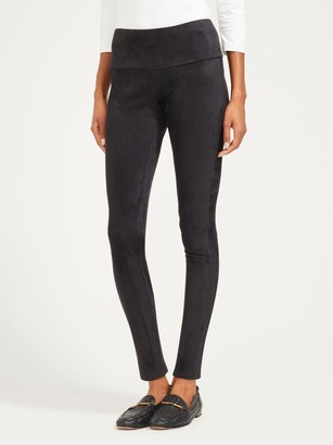 J.Mclaughlin Lori Faux Suede Leggings
