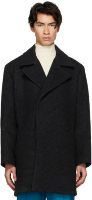 GmbH Grey Wool Coat