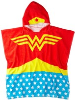 Intimo Wonder Woman Hooded Poncho (Little Girls)