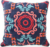 "Blissliving Home Viva Mexico 18"" Square Decorative Pillow"
