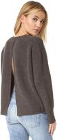 Helmut Lang Openback Sweater