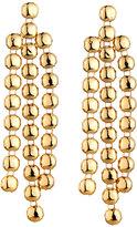 Lydell NYC Golden Statement Chandelier Earrings