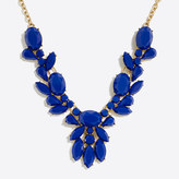 J.Crew Factory Opaque gemstone necklace