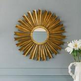 Graham and Green Shanira Sunburst Mirror
