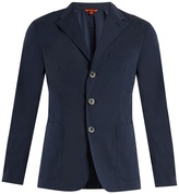 BARENA VENEZIA Single-breasted cotton-blend blazer