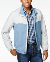 Perry Ellis Men's Colorblocked Stand-Collar Jacket