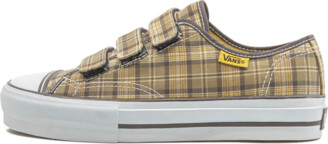 Vans Prison Issue 23lx 'Prima Plaid' Shoes - Size 4