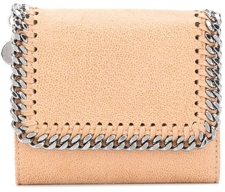 Stella McCartney Falabella compact wallet
