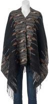 Woolrich Ikat Blanket Wrap