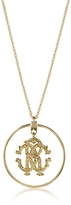 Roberto Cavalli Rc Icon Long Necklace w/Charm
