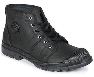 Pataugas Authentique TE women's Mid Boots in Black