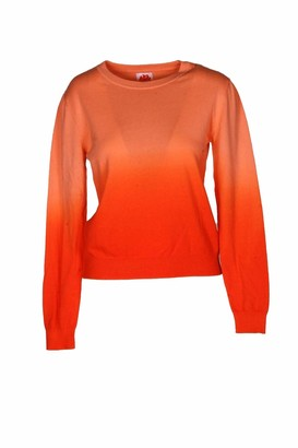Sundek SHAPED Sweater Made in Italy - Orange - S
