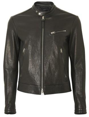 Tom Ford Lambskin biker jacket