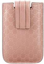 Gucci Microguccissima Phone Sleeve w/ Tags
