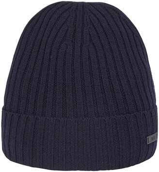 HUGO BOSS Cable Knit Beanie