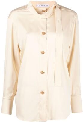 REJINA PYO Cassidy silk shirt