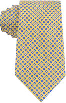Club Room Men's Geo-Pattern Classic Tie, Only at Macy's