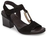 Hispanitas Women's Ursula Ringed T-Strap Sandal