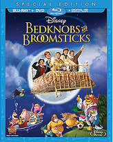 Disney Bedknobs and Broomsticks Blu-ray Special Edition