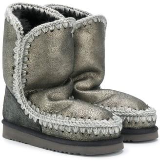 Mou Kids Eskimo ankle boots