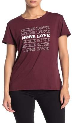 Sub Urban Riot Sub_Urban Riot More Love Slouched T-Shirt