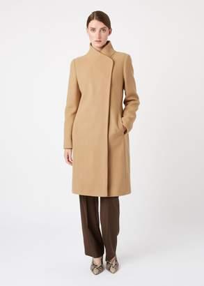 Hobbs Petite Romy Wool Blend Coat
