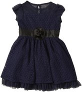 Blush by Us Angels Tuck Waist (Toddler/Kid) - Navy-6