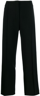 Sara Lanzi Cropped Tailored Trousers