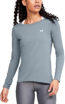 Under Armour Women's HeatGear Armour Long Sleeve