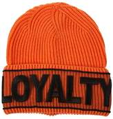 Versace Loyalty Embroidered Beanie