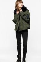 Zadig & Voltaire Kassy coat