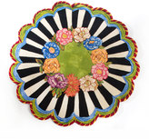 Mackenzie Childs MacKenzie-Childs Cutting Garden Rug, 6' Round