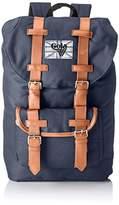 Gola Classics Unisex-Adult Bellamy 2 Backpack Navy/Tan