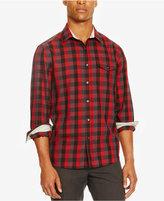Kenneth Cole Reaction Men's Plaid Flannel Shirt