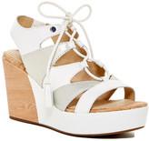 Geox Jaleah Platform Wedge Sandal