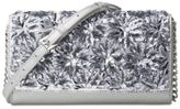 MICHAEL Michael Kors Flora Burst Extra Large Wallet On A Chain
