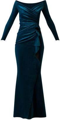 Chiara Boni Silveria Dress Teal