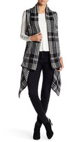 Cejon Houndstooth Fly Away Vest