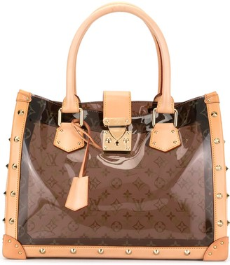Louis Vuitton 2005 pre-owned Neo Cabas Ambre MM tote