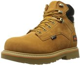 "Timberland Men's Ascender 6"" Alloy Safety Toe WP Industrial and Construction Shoe"