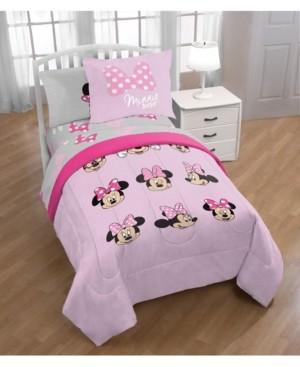 Disney Minnie Mouse 8-Pc. Comforter Set Bedding