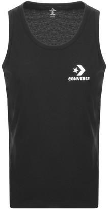 Converse Star Chevron Logo Vest Black