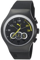 Puma Men's Motor PU102791003 Rubber Quartz Watch with Dial