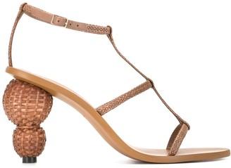 Cult Gaia Eden open-toe sandals